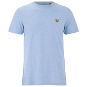 Lyle & Scott Vintage Men's Crew Neck T-Shirt - Blue Marl