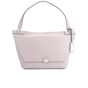 Calvin Klein Women's Kate Medium Pebbled Leather Shoulder Bag - Beach