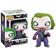 DC Comics Batman The Dark Knight The Joker Pop! Vinyl Figur