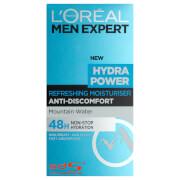 Освежающее увлажняющее средство для мужчин L'Oréal Paris Men Expert Hydra Power (50 мл) фото