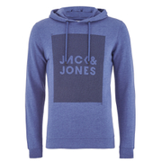 Jack & Jones Men's Core Take Hoody - Surf The Web