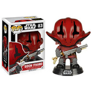 Star Wars: Das Erwachen der Macht (The Force Awakens) Sidon Ithano Pop! Vinyl Bobble Head Figur