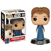 Star Wars The Force Awakens Princess Leia EXC Pop! Vinyl Figure