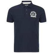 Produkt Mens Embroidered Polo Shirt  Navy Blazer  S