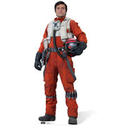 Star Wars The Force Awakens Poe Dameron Kartonnen Figuur