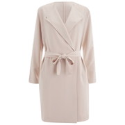 Samsoe & Samsoe Women's Ria Long Jacket - Cameo Rose