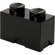 LEGO Storage Brick 2  Black