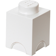 LEGO Storage Brick 1 - White