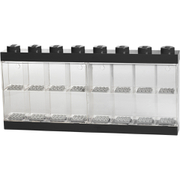 LEGO Mini Figure Display Case (16 Minifigures) - Black