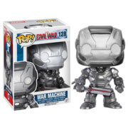 Marvel The First Avenger: Civil War War Machine Pop! Vinyl Figur