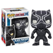Figurine Pop! Vinyl Marvel Captain America Civil War Black Panther