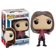 Marvel Captain America Civil War Scarlet Witch Wackelkopf Funko Pop! Vinyl Figur