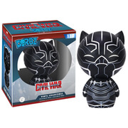 Marvel Captain America Civil War Black Panther Dorbz Action Figure