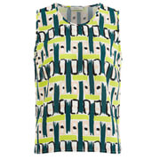 Paul by Paul Smith Women's 30s Graphic Vest - Multi