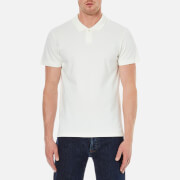 A.P.C. Mens Becker Polo Shirt  White  S