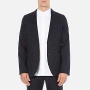 A.P.C. Mens Veste Duckie Suit Jacket  Dark Navy  L