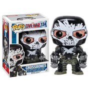 Figura Pop! Vinyl Calavera - Marvel Capitán América: Civil War