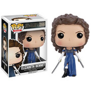 Pride and Prejudice and Zombies Elizabeth Bennet Funko Pop! Figuur
