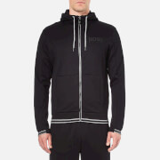 BOSS Green Men's Saggy Hoody - Black