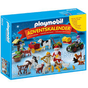 Playmobil Advent Calendar  Christmas on the Farm  (6624)