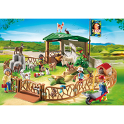 Playmobil City Life Children's Petting Zoo (6635)
