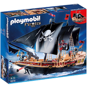 Playmobil Pirates: Piraten aanvalsschip (6678)