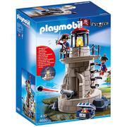 Phare lumineux avec soldats -Playmobil (6680)