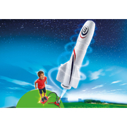 Playmobil Sports & Action Rocket with Launch Booster (6187)