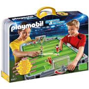 Playmobil Große Fußballarena zum Mitnehmen (6857)