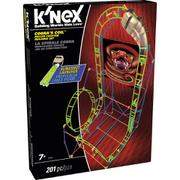 KNEX Cobra's Coil Roller Coaster