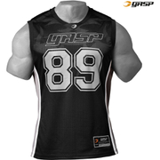 GASP Men's Mesh Tank Top - Black