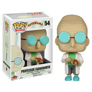 Futurama Professor Farnsworth Funko Pop! Figuur