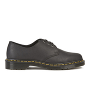 Dr. Martens Men's Core 1461 Carpathian Leather 3-Eye Derby Shoes - Black