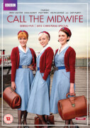Call the Midwife Series 5 (Includes 2015 Christmas Special)