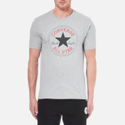 Converse Men's CP Crew T-Shirt - Vintage Grey Heather
