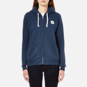 Converse Women's Full Zip Hoody - Nighttime Navy - XS