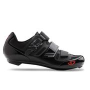Giro Apeckx II Road Cycling Shoes - Black/Bright Red