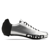 Giro Empire ACC Road Cycling Shoes - Silver Reflective