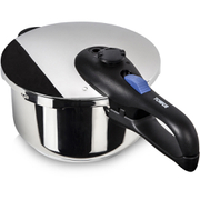 Tower T90100 Pressure Cooker - Stainless Steel - 4.5L/22cm