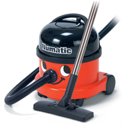Numatic NRV200Red110V Commercial Vacuum - Red - 110V 1200W