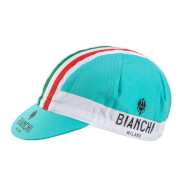 Bianchi Men's Neon Cotton Cap - Green