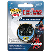 Badge Pop! Pin Black Panther Captain America: Civil War