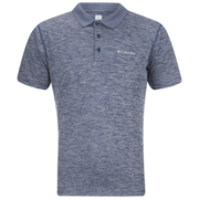 Columbia Men's Zero Rules Polo Shirt - Carbon Heather