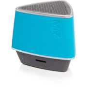 Mixx S1  Bluetooth Wireless Portable Speaker (Inc hands free conference calling)  Neon Blue