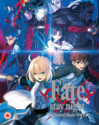 Fate Stay Night Unlimited Bladeworks - Part 1 (Collector's Edition)