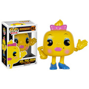 Figurine Ms. Pac-Man Funko Pop!