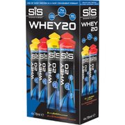 Science in Sport WHEY20 4 Pack - Strawberry & Lemon