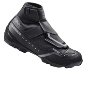 Shimano MW7 Gore-Tex SPD Cycling Shoes - Black - EUR 40 - Black