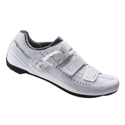 Shimano RP500W SPD-SL Cycling Shoes - White