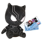 Peluche Mopeez Black Panther Captain America Civil War